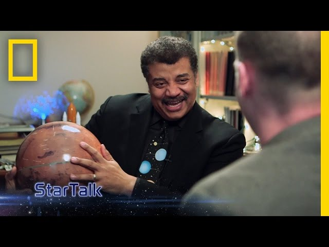 Colonizing Mars | StarTalk
