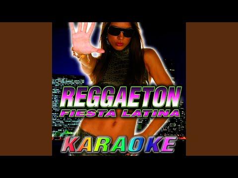 Te He Querido, Te He Llorado Karaoke, Reggaeton