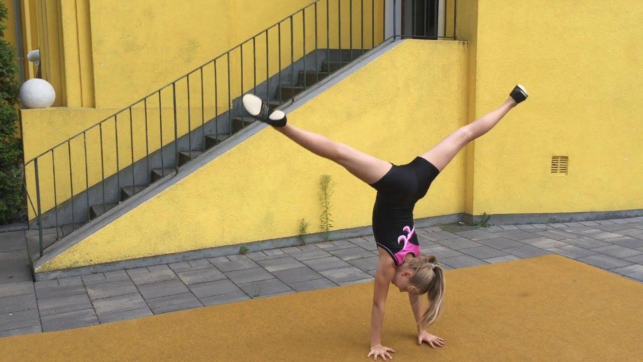 Radschlag Rad Lernen Cartwheel Tutorial Turnen By Haley Haleys Turnwelt