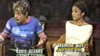 Politically Incorrect August 1998 Part 2 of 2 Eddie Izzard Christine O'Donnell