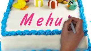 Happy Birthday Mehul
