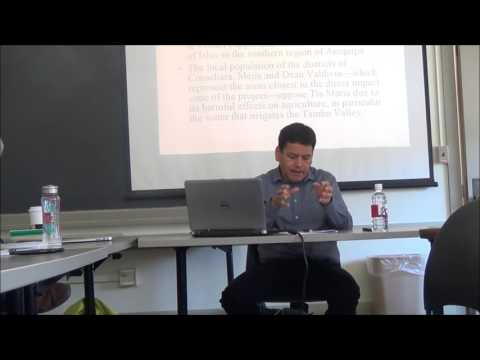 Moisés Arce | Resource Extraction: Identifying Support and Opposition