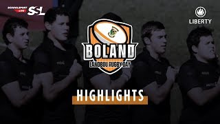 Boland Rugby Festival 2018 Highlights