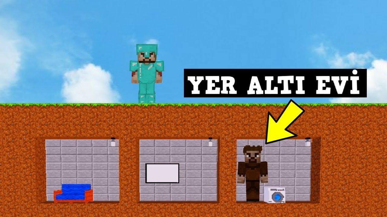 ZENGİN VS FAKİR #88 - Zengin Fakiri Arıyor (Minecraft)