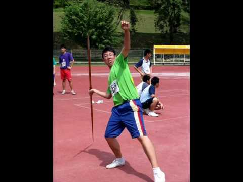 chung hua klang's sports metting 07_Javelin  pictures
