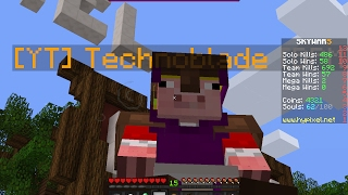 OMG TECHNOBLADE:Bed wars ep 2