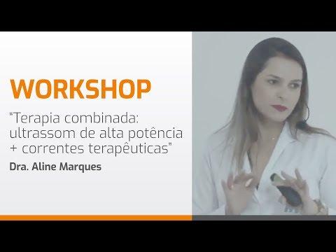 Workshop HTM - Ultrassom de alta potência + correntes terapêuticas