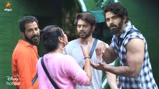 BIGG BOSS Tamil 4 | 24th November 2020 – Promo 3 | Bala Gabi fight