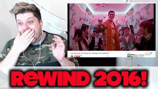 YouTube Rewind: The Ultimate 2016 Challenge | #YouTubeRewind | REACTION!
