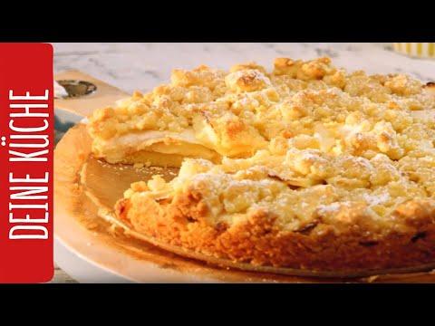 Apfelkuchen mit Streuseln | REWE Deine Küche