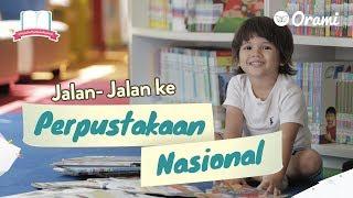 Perpustakaan Nasional Tempat Seru Untuk Anak-anak | Hari Buku Nasional