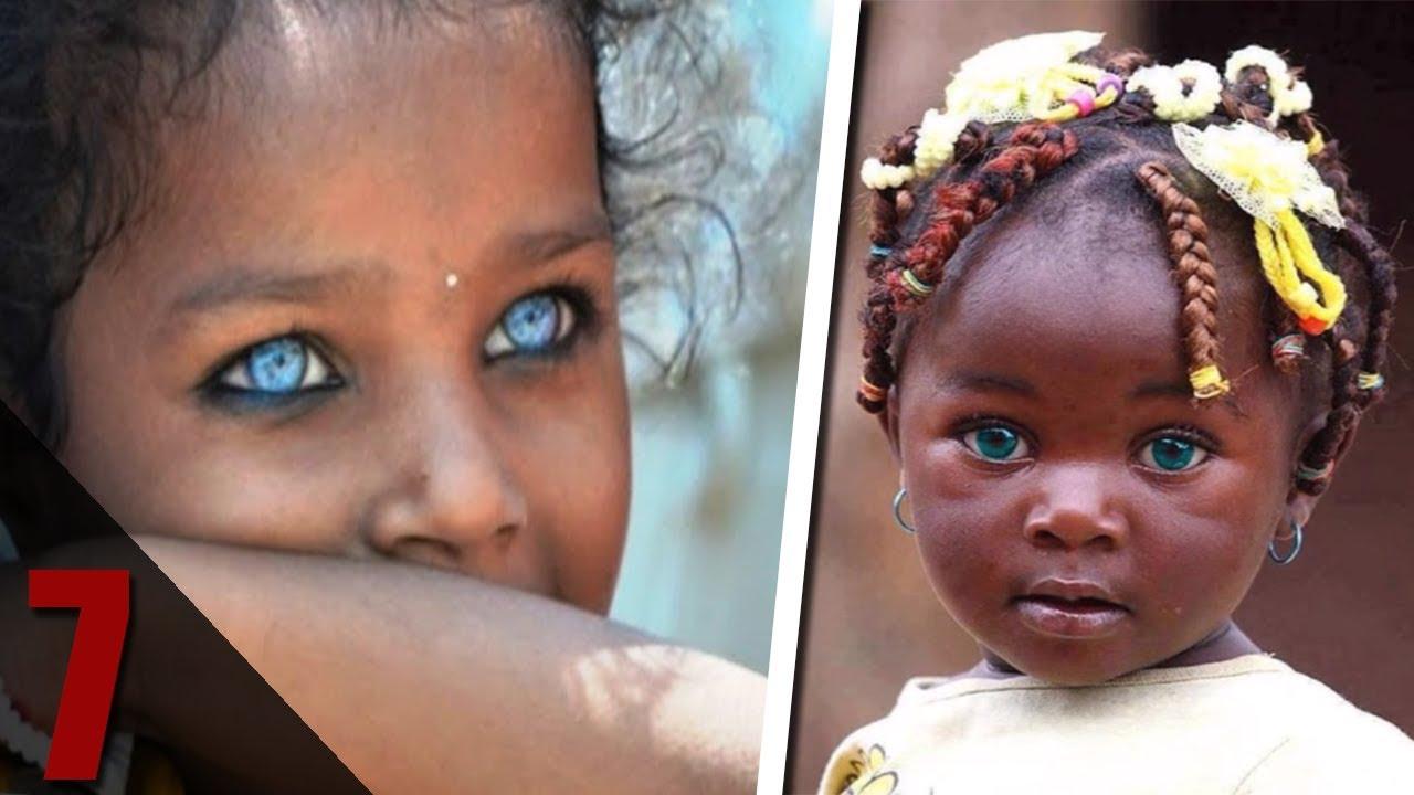 7 bambini con gli occhi pi belli al mondo youtube for Foto meravigliose del mondo
