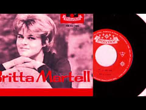 Britta Martell - Ich Bin Allein 1963