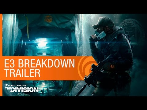 What happens when society starts breaking down? Neat and creepy trailer for Tom Clancy's The Division (by ubisoft)