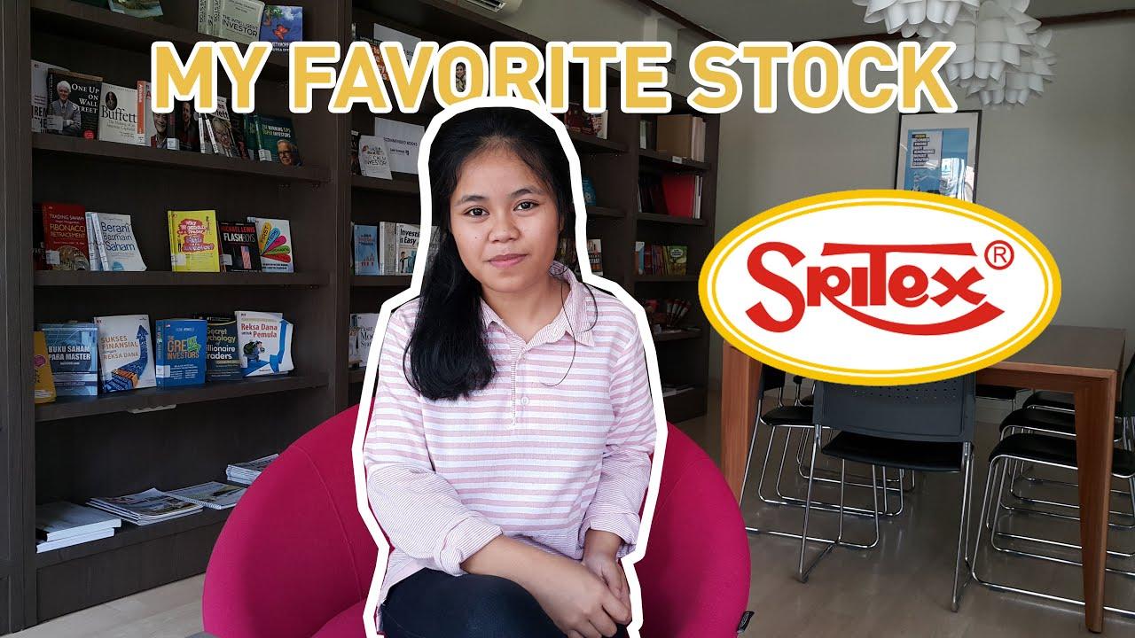 Favorite Stock - Sriludia | GI BEI Universitas Gunadarma