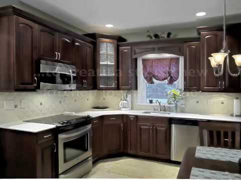 Cabinet Refacing By Kitchen Magic