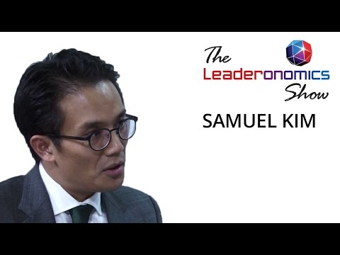 The Leaderonomics Show - Samuel Kim, CEO & Co-Founder of CAL