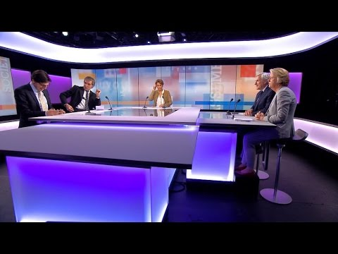 FN : Marine Le Pen se recentre ?