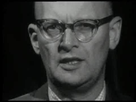 BBC Horizon (1964) with Arthur C. Clarke (Part 1 of 2)