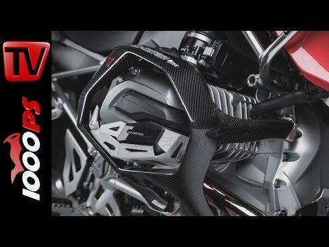 SW-Motech Carbon Schutzbügel für R 1200 R und R 1200 GS