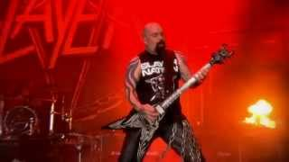 Slayer Wacken 2014 - 11 Born of Fire