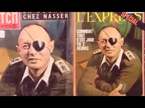 Israel's Generals Moshe Dayan Documentary