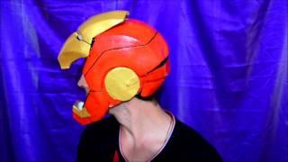 Обзор Шлема Железного Человека(Обзор Шлема Железного Человека http://vk.com/chiponemade - Группа ВК., 2015-05-27T20:33:29.000Z)