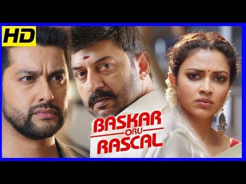 Bhaskar Oru Rascal Best Scene | Amala Paul...