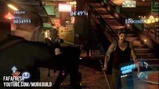 Resident Evil 6 Mercenaries Tips & Tricks #1: Easy 1 Million Score (Live Commentary)