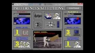 Race Into Space - Apollo Program Management Sim