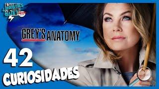 42 Curiosidades de Grey's Anatomy  (SPOILERS) - ¿Sabías qué..? #43 |Popcorn News