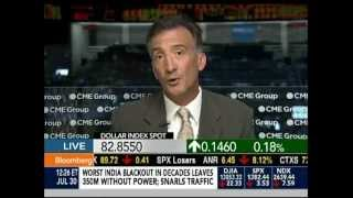 "Larry Shover - Bloomberg Television ""Lunch Money"" - 07/30/12"