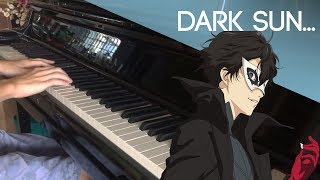 Persona 5 The Animation OP 2 | Lyn - Dark Sun... Piano Cover