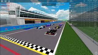 Formula Roblox de Automobile Championship Round 1 - Monza