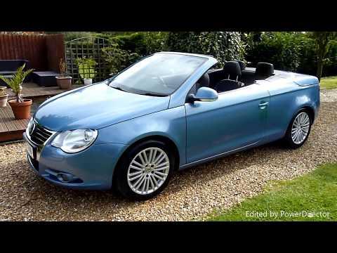 Video Review of 2007 Volkswagen EOS 2.0 T FSI Sport For Sale SDSC Specialist Cars Cambridge UK