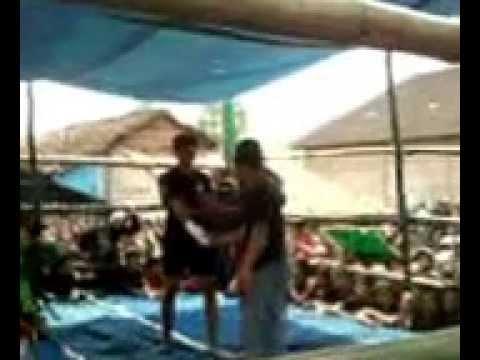 Tarung Bebas By Anak Pagar Nusa Nganjuk Selatan