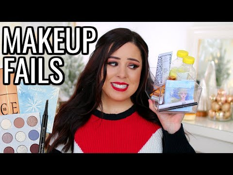MAKEUP I REGRET BUYING 2019! SO MANY DISAPPOINTING PRODUCTS