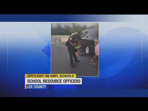 Pinewoods Elementary school resource officer positively impacts students