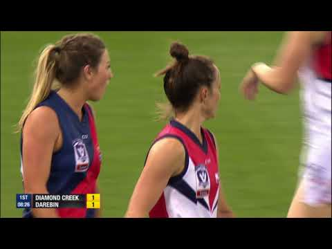 2017 Swisse Wellness VFL Women's Grand Final: Diamond Creek v Darebin