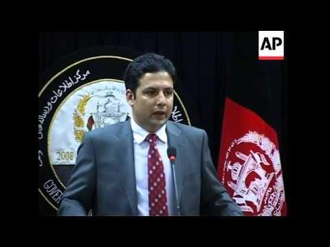 Karzai names new election panel chief, UN reax