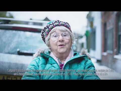Aldi Winter Olympics Ski Jump Advert but the eurobeat kicks in