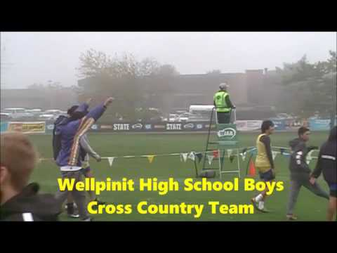 Wellpinit High School Cross Country State Championship Highlights 2016
