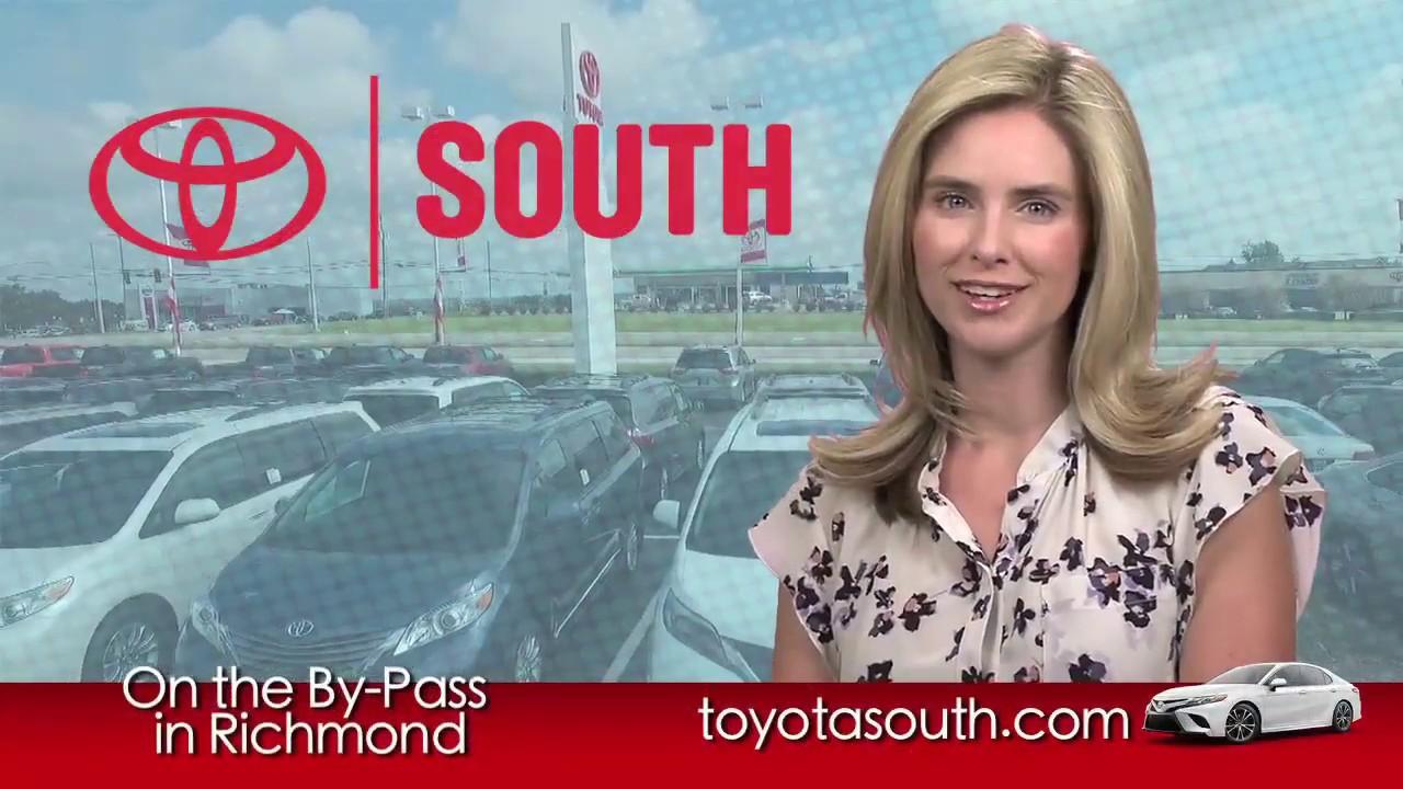 Car Dealerships In Richmond Ky >> 2019 Toyota Tacoma And Toyota Highlander Le Toyota South Richmond Ky