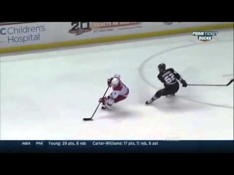 Andrej Sekera goal vs. Anaheim