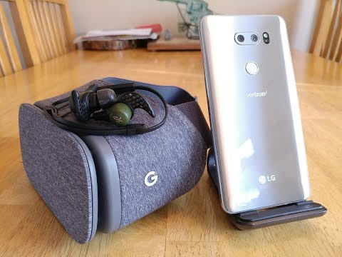 LG V30 & Google Daydream