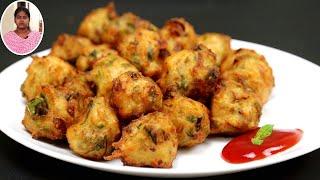 1 கப் அரிசிமாவு 1 உருளைக்கிழங்கு வைத்து இந்த ஸ்னாக் செஞ்சி பாருங்க   Snacks recipes in tamil