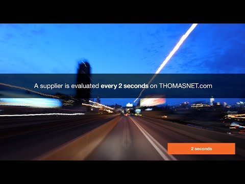 Every 2 seconds a supplier evaluation takes place on our platform!
