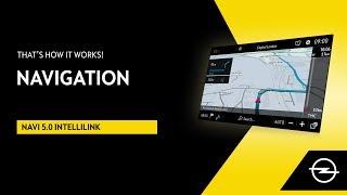 Navi 5.0 IntelliLink | Navigation | That's How It Works!