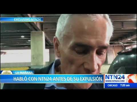 Neko En La Tarde - Lo que dijo Jorge Ramos después de ser detenido en Venezuela