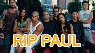 FAST AND FURIOUS - Good Life (G-Eazy & Kehlani, Fast 1-8) RIP-Paul Walker